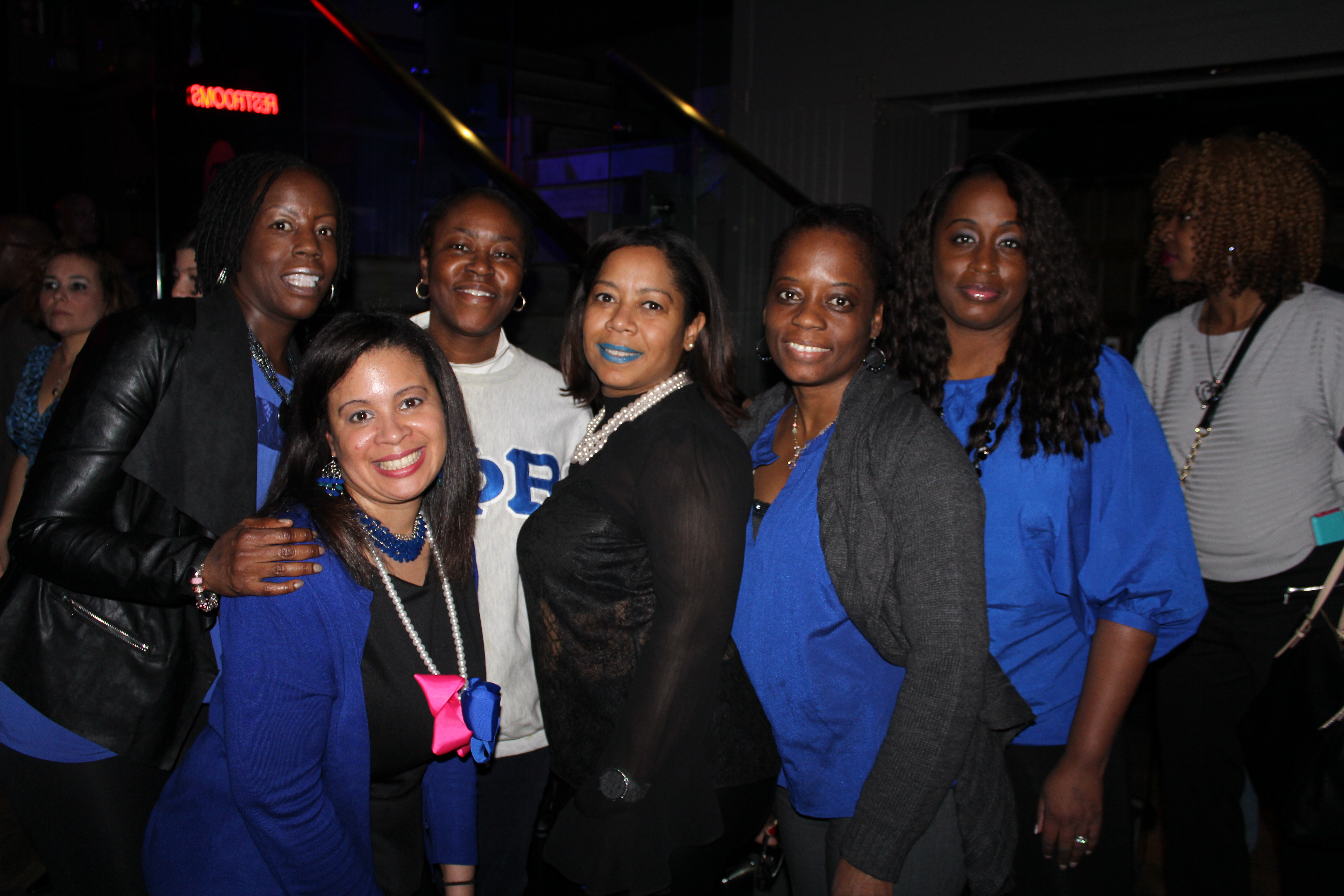 AKA Zeta Founders Day Party Jan 2015 234