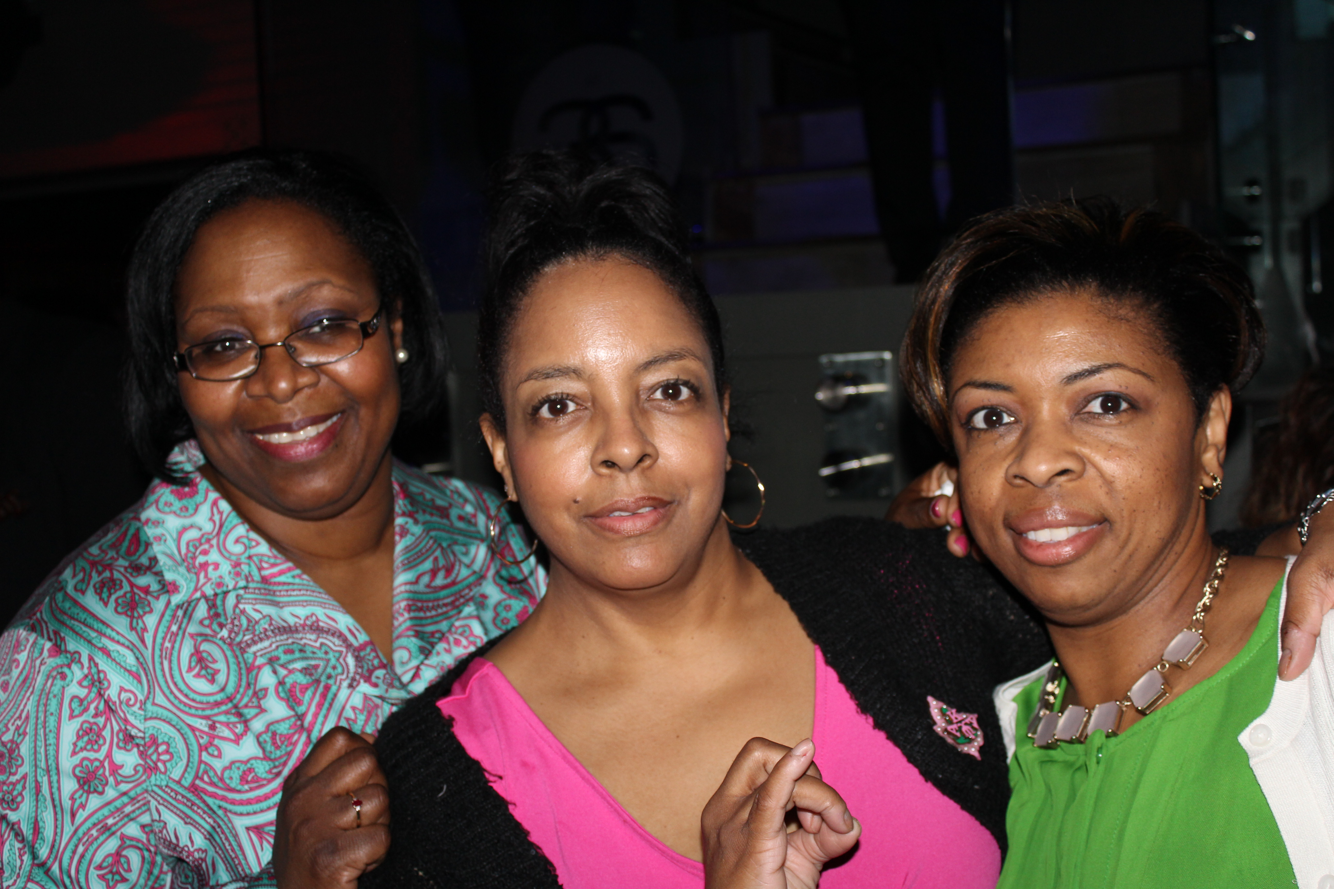 AKA Zeta Founders Day Party Jan 2015 269